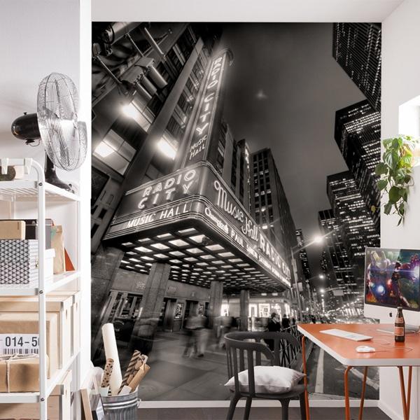 Papier peint vinyle: New York