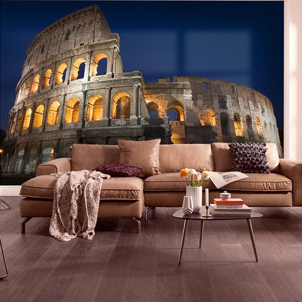 Papier peint vinyle: Coliseo