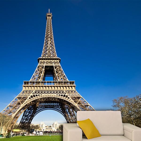 Papier peint vinyle: Eiffel 3