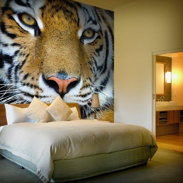 Papier peint vinyle: Tigre