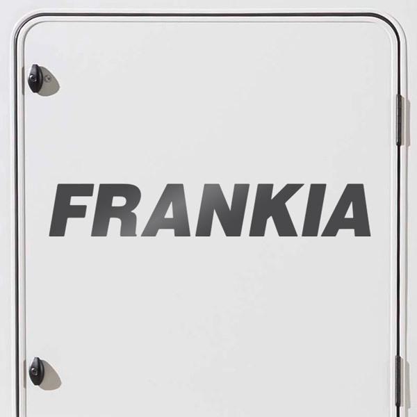 Autocollants: Frankia 1