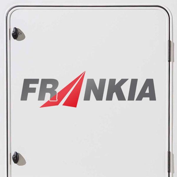 Autocollants: Frankia 2