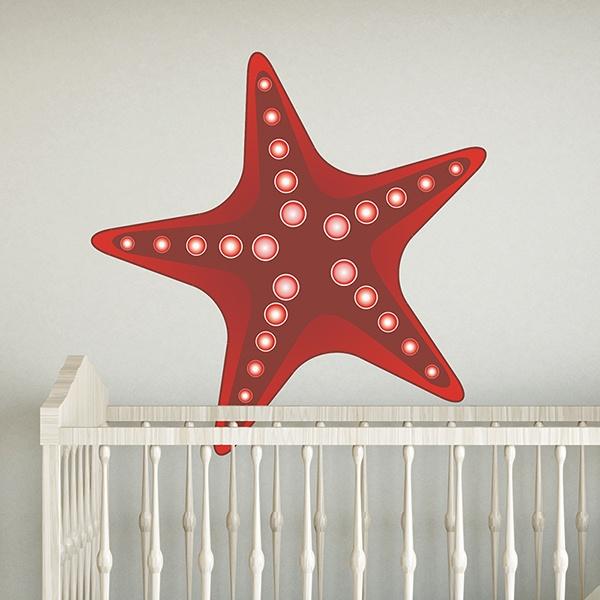 Autocollants: Starfish