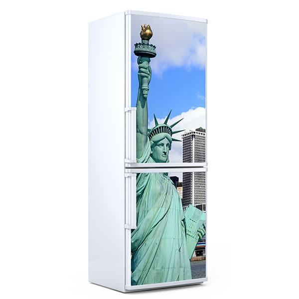 Stickers muraux: Statue of Liberty