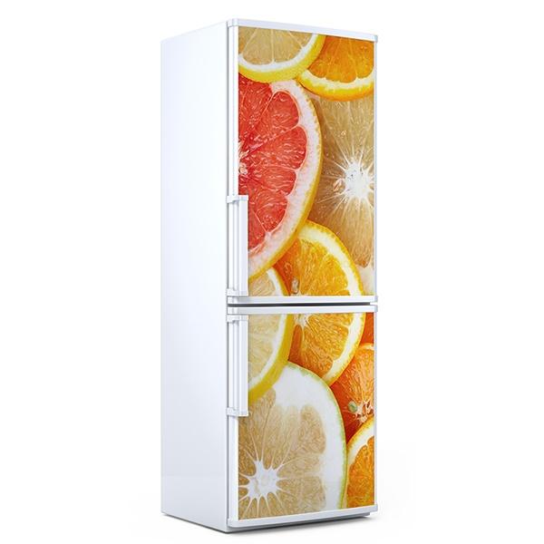 Stickers muraux: Naranjas y limones