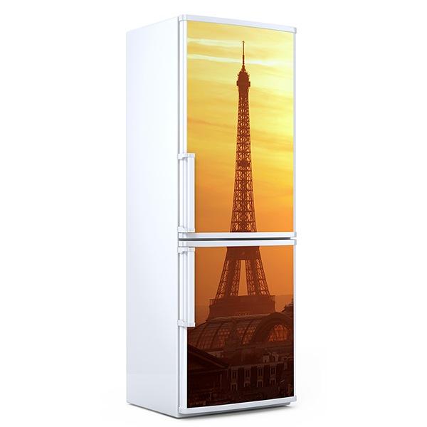 Stickers muraux: Tour Eiffel