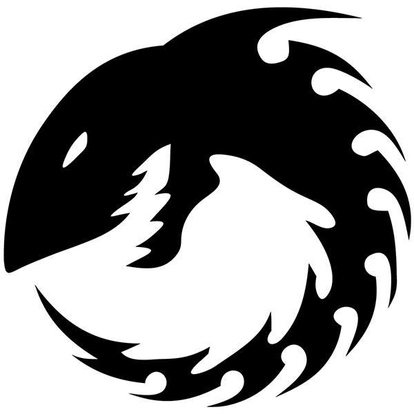 Stickers muraux: Flowsurf22