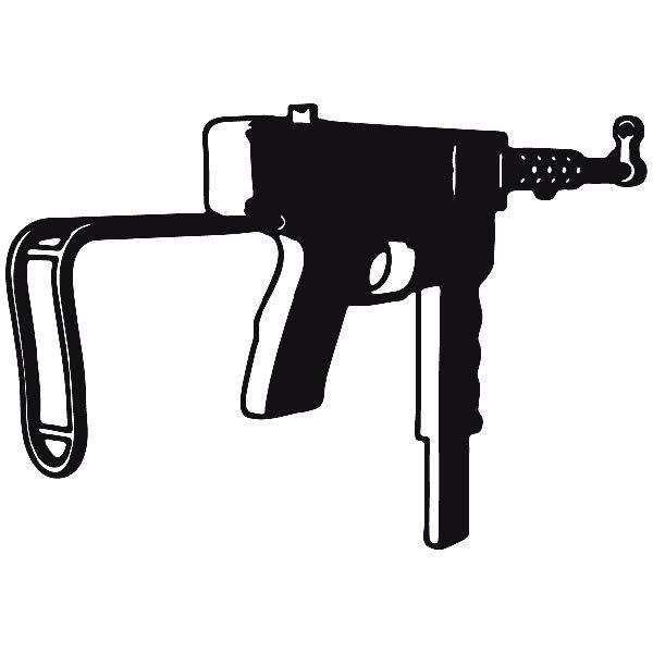 Autocollants: Arme 10