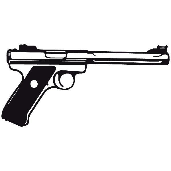 Autocollants: Arme 15