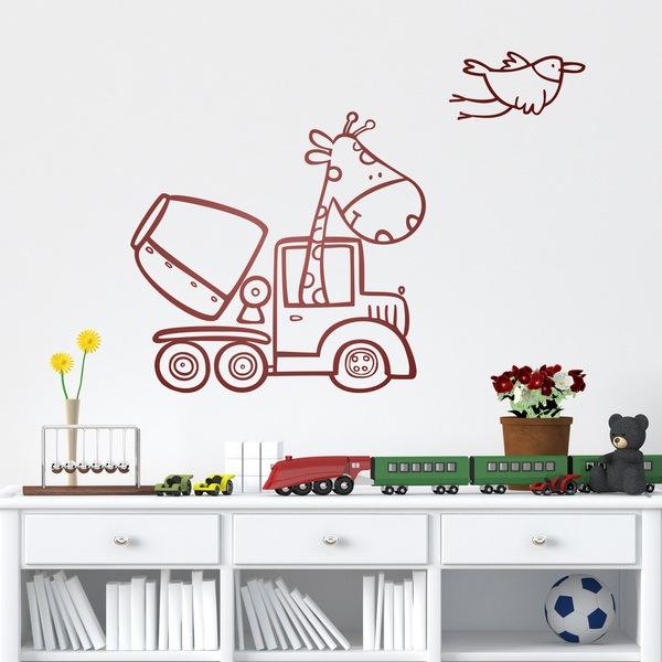 Stickers pour enfants: Construcción
