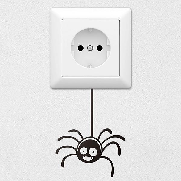 Stickers muraux: Araignée