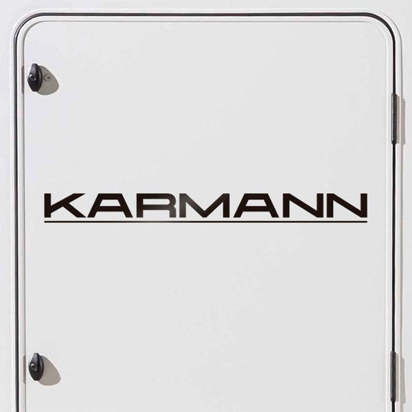 Autocollants: Karmann 1