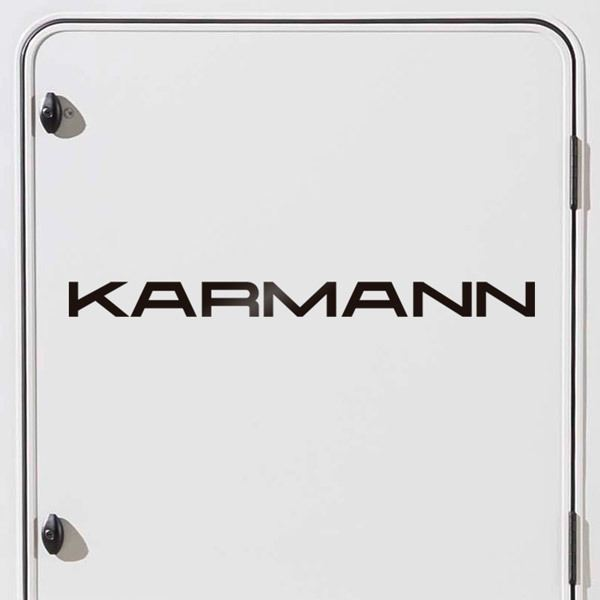 Autocollants: Karmann 2