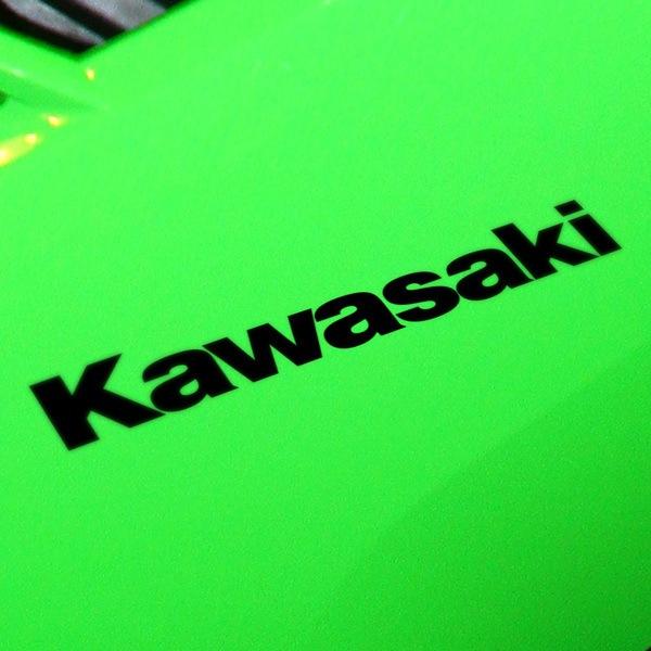 Autocollants: Kawasaki