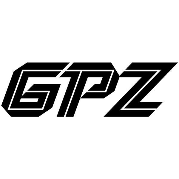 Autocollants: GPZ