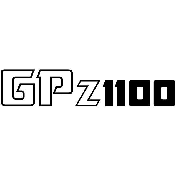 Autocollants: GPZ1100