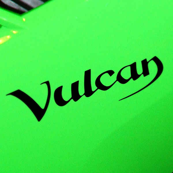 Autocollants: Vulcan