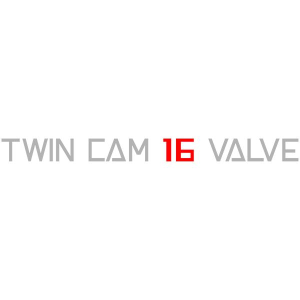 Autocollants: Twin Cam