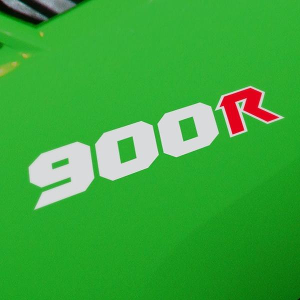 Autocollants: GPZ900R, 900R