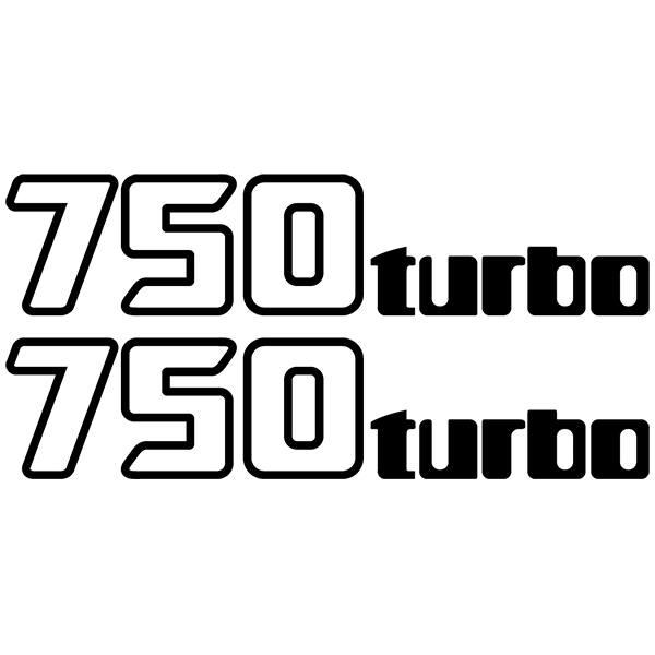 Autocollants: GPZ-750-Turbo-1985, 750-turbo