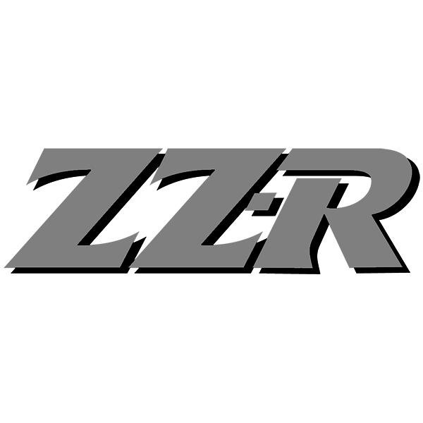 Autocollants: ZZR