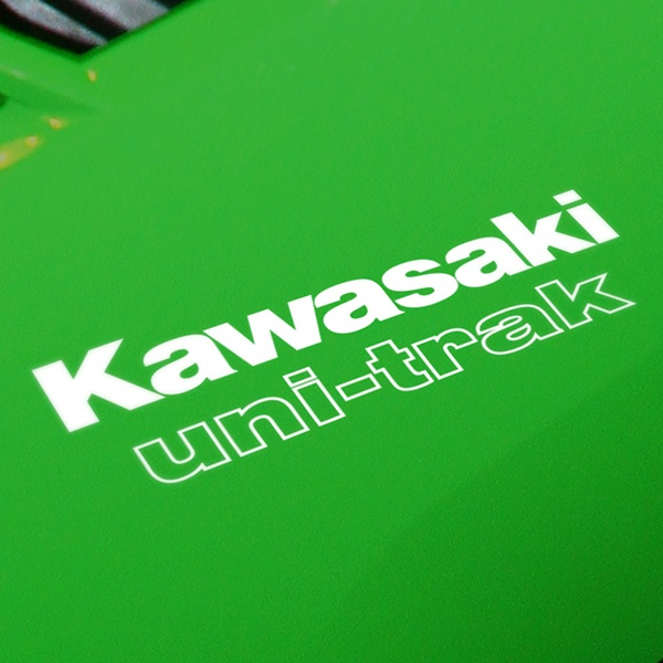 Autocollants: GPZ-750-Turbo-1985, Kawasaki uni-trac