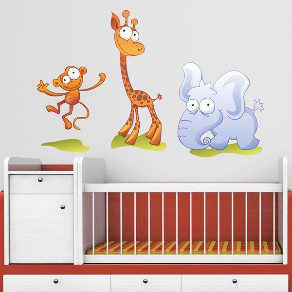 Stickers pour enfants: Zoo 2