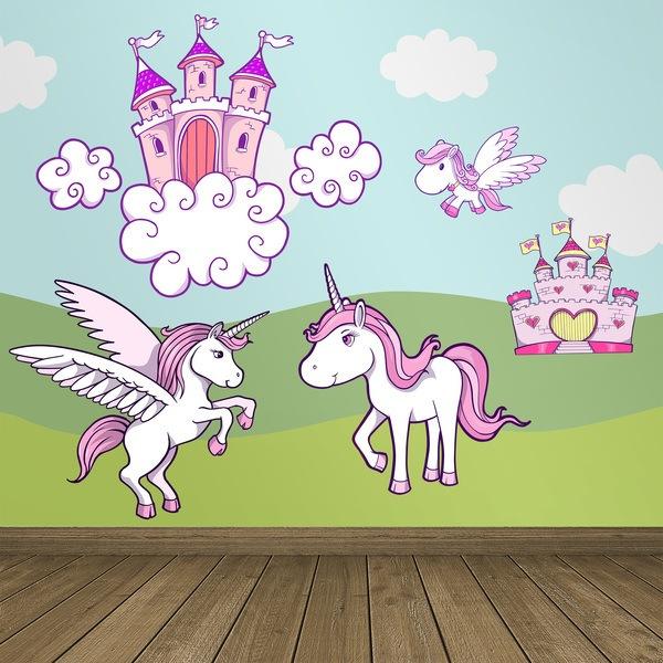 Stickers pour enfants: Princesses