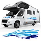 stickers pour camping car trouvez le meilleur prix sur voir avant d 39 acheter. Black Bedroom Furniture Sets. Home Design Ideas