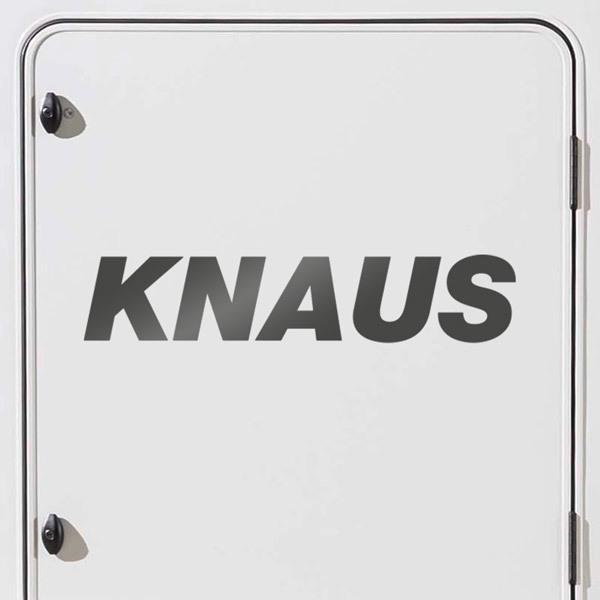 Autocollants: Knaus 4
