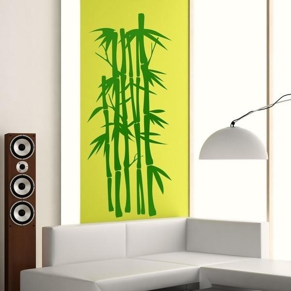 Stickers muraux: New Bamboo