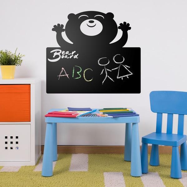 Stickers pour enfants: porte conseil