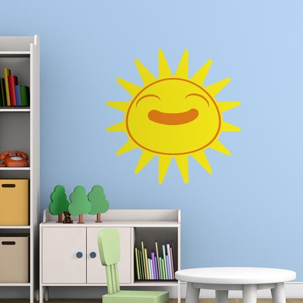 Stickers pour enfants: Soleill 1