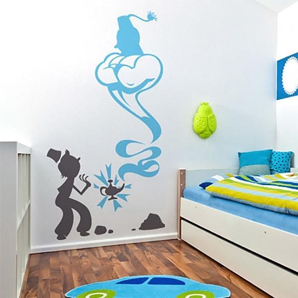 Stickers muraux: Aladdin