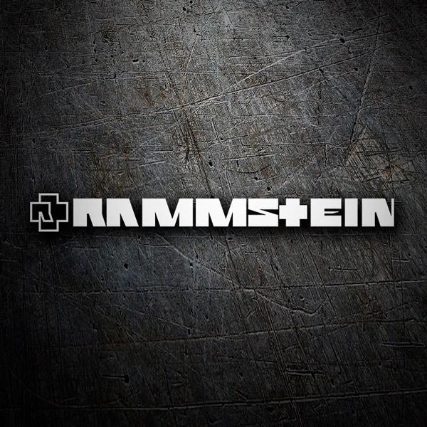 Autocollants: Rammstein