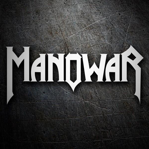Autocollants: Manowar