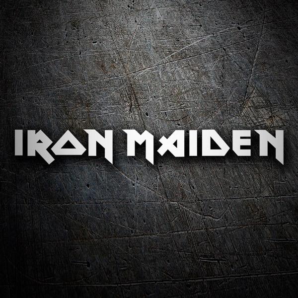 Autocollants: Iron Maiden
