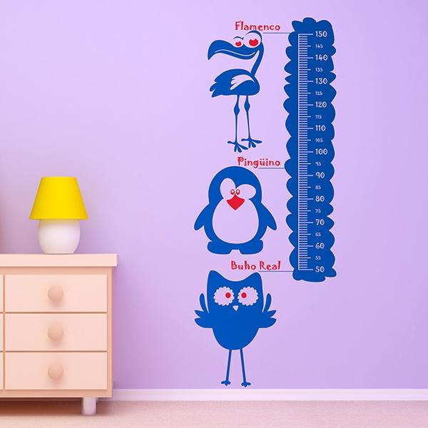 Stickers pour enfants: Multicolour Animals Meter
