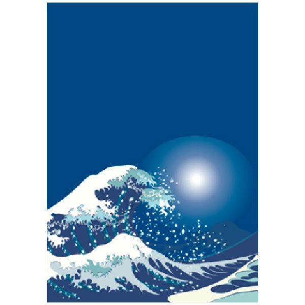 Stickers muraux: Vague de la mer