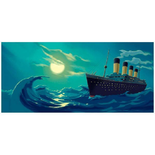 Stickers muraux: Titanic