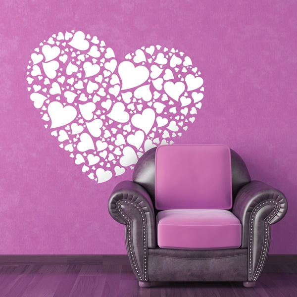 Stickers muraux: Loving
