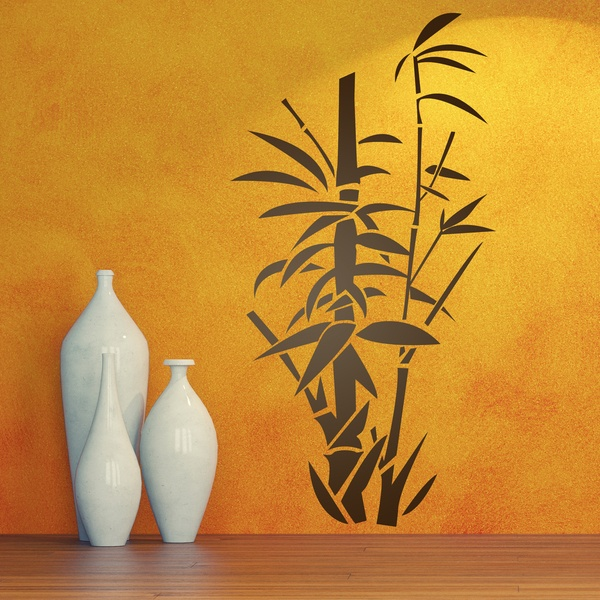 Stickers muraux: bamboo