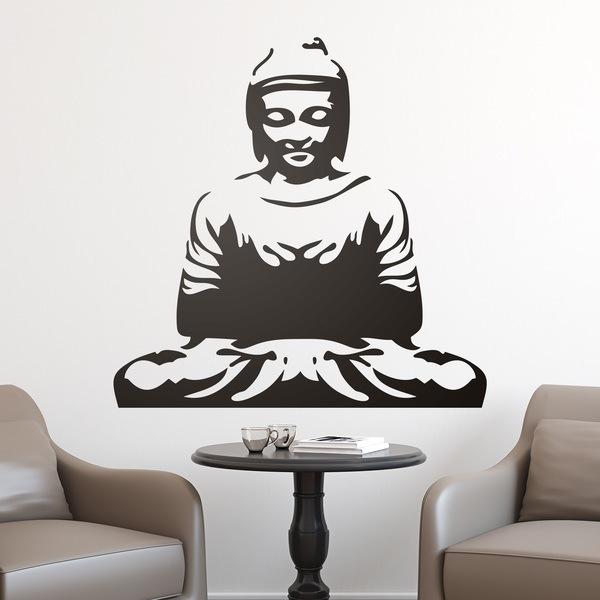 Stickers muraux: Bouddha