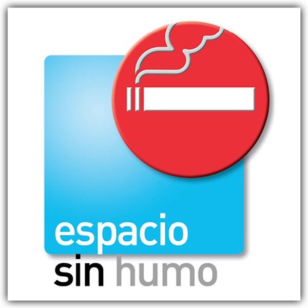 Autocollants: Sans fumée 4