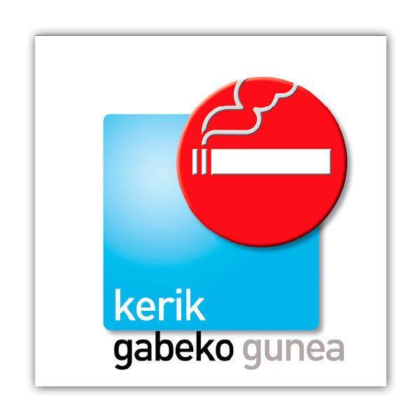 Autocollants: without smoke 5