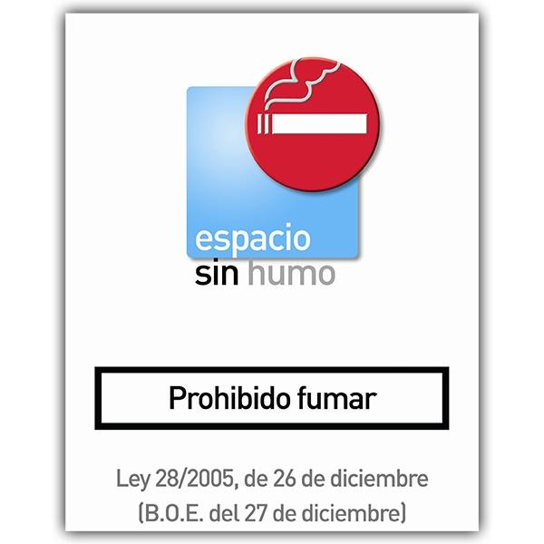 Autocollants: without smoke 8