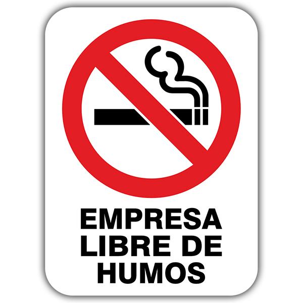 Autocollants: No smoking 3