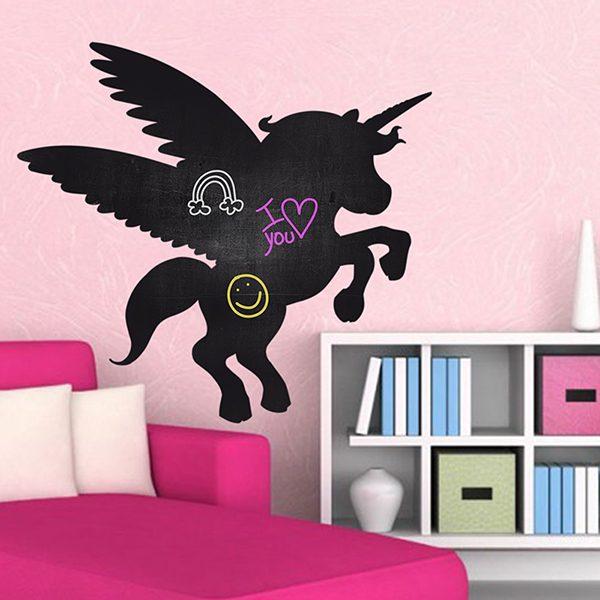 Stickers pour enfants: Licorne
