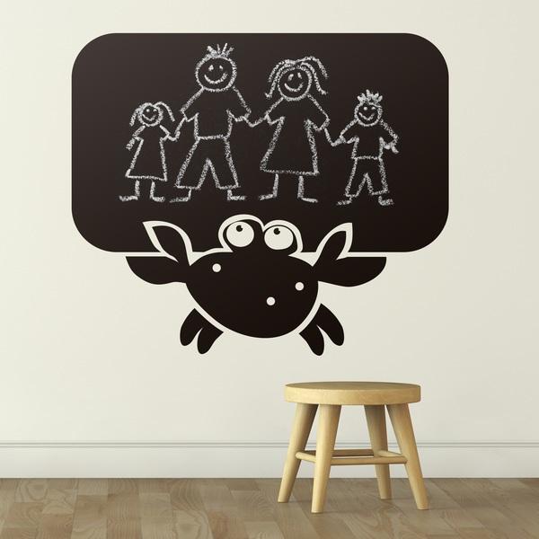 Stickers pour enfants: Cranck