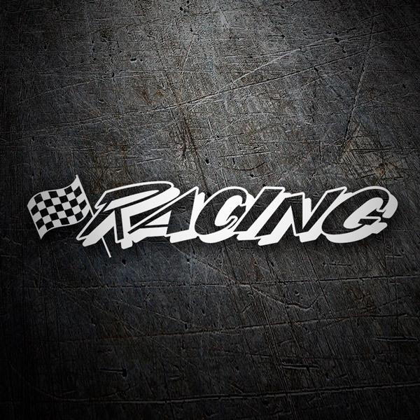 Autocollants: racing3